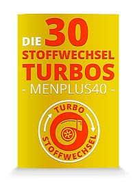Kostenloses eBook: Die Turbo Stoffwechsel Formel -MenPlus40-
