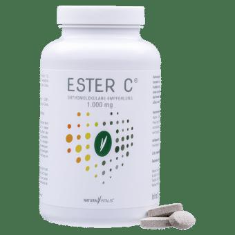 Natura Vitalis Ester C das Premium Vitamin C