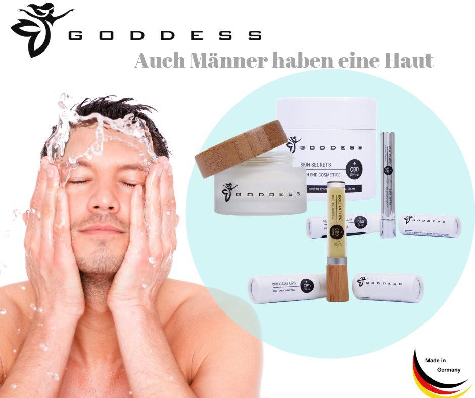 Goddess - auch Männer haben eine Haut