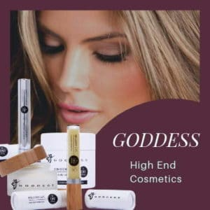 Gddess High End Cosmetics von Natura Vitalis